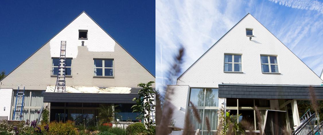 Relooking facade maison avant apres for Relooking de la maison