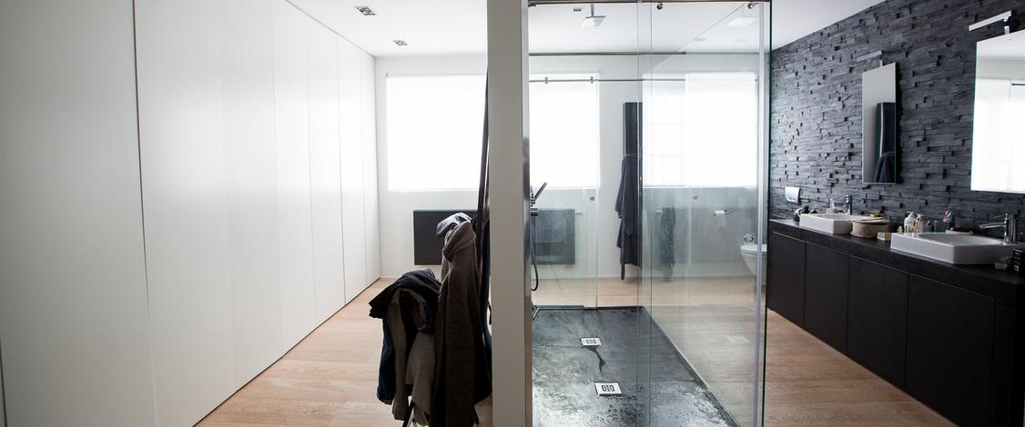 décomic | salle de bain - Exemple De Salle De Bain Avec Douche Et Baignoire